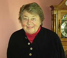 Photo of Lucille Koon, recipient of the DWASF Pioneer Award